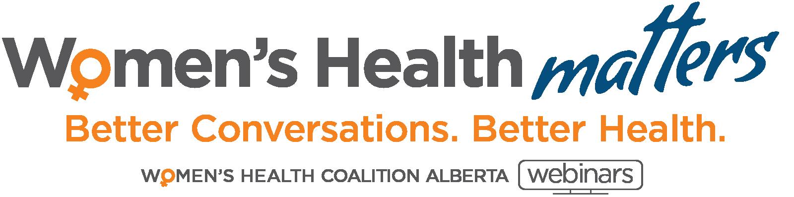 Women's Health Matters - Better Conversations. Better Health.