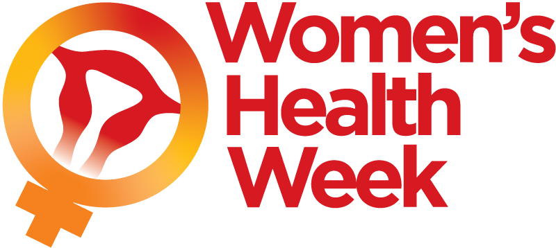 Women's Health Week - Let's talk about it.